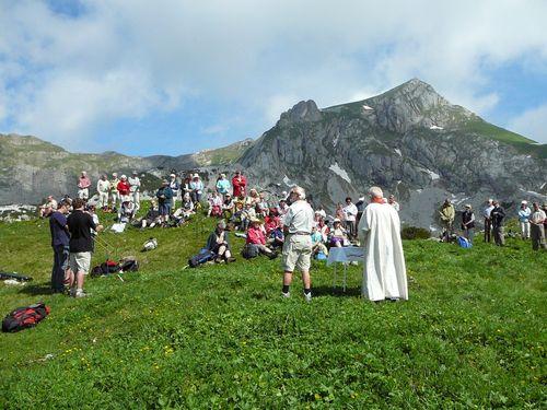 Bergmesse 2008