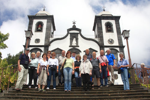 Kirche in Monte