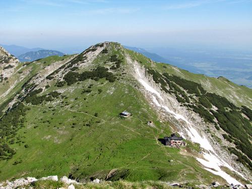 Weilheimer Hütte