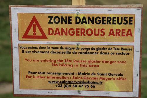 Gefahr!