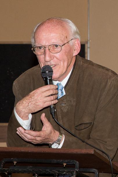 Den Festvortrag hielt Kreisheimatpfleger Hartwig Sattelmaier