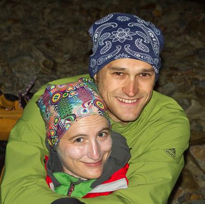 Herzliche Glücjwünsche, Matthias und Eva!