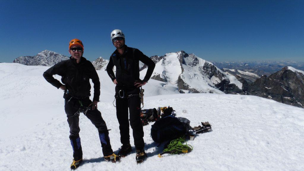 Foto 17 Gipfel Piz Palü