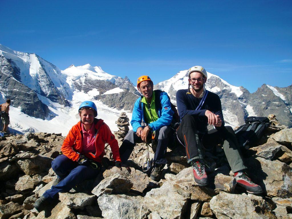 Foto 33 Gipfel Piz Trovat