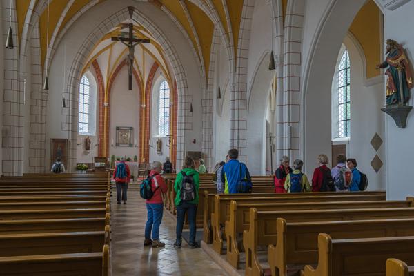Kirche in Moosen