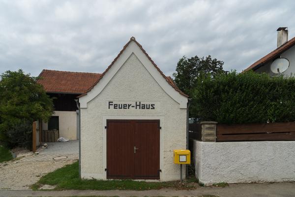 Hubenstein Feuer Haus