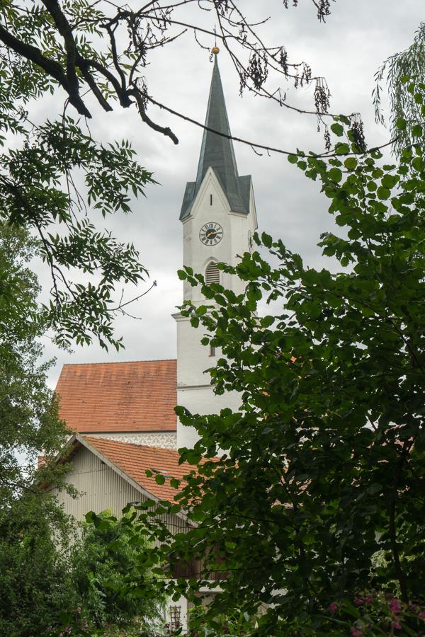 Jettenstetten Kirche St. Margareta