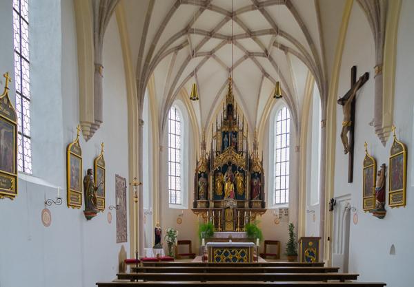 Jettenstetten Kirche