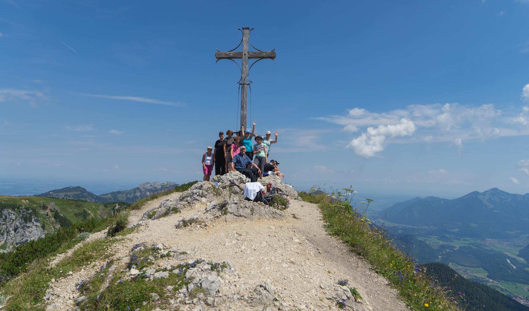Geigelstein (1.812 m)
