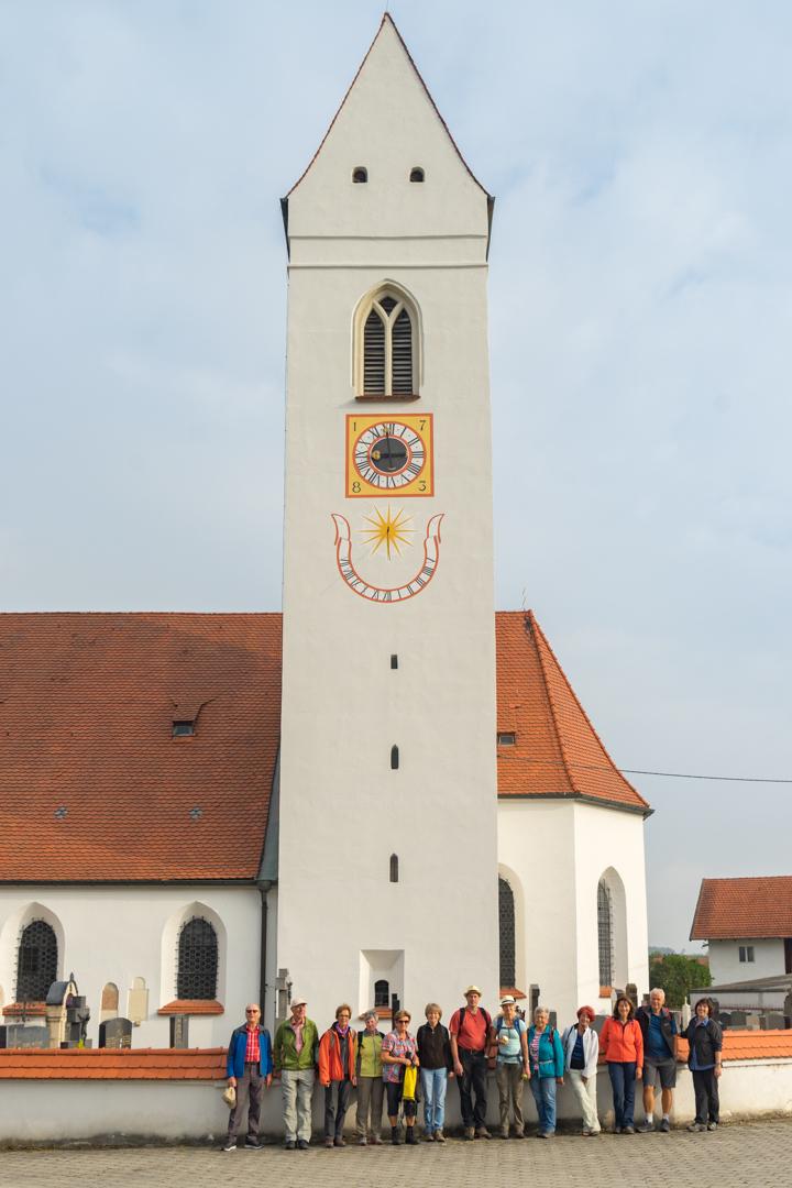 Kirche Großschwindau
